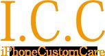 iPhone修理のI.C.C ロゴ