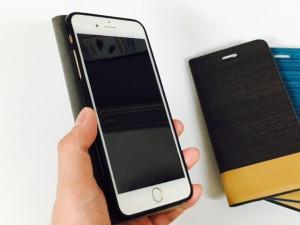 iPhone7+手帳ケース3