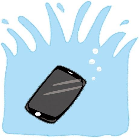 「アイフォン 水没」の画像検索結果
